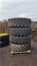 Michelin Bibload industrial tyres 480/80 R26 @ 85% tread, Tyres, wheels and rims