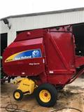 New Holland BR 7070, 2013, Round Balers