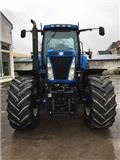 New Holland T 8030, 2010, Tractors