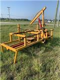 Poly Pipe Roller, Other agricultural machines