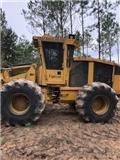 Tigercat 718E, 2012, Feller bunchers