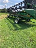 UNVERFERTH HT30, Grain / Silage Trailers