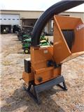 Woods 8000, Stump grinders