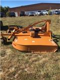 Woods DS1260, 2014, Shredders