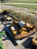 Woods M40, Desmenuzadoras, cortadoras y desenrolladoras de pacas