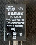 CLAAS, Componentes electrónicos