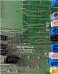 CLAAS 480, Componentes electrónicos