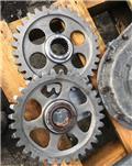 Claas RU 600 Xtra, Transmission