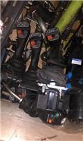 CLAAS Scorpion، أجهزة نقل