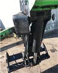Deutz-fahr AGROVECTOR, Hydraulics