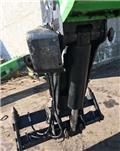 Deutz-Fahr AGROVECTOR, Kiti naudoti statybos komponentai