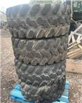 Firestone Koła opony Cat 906, Tires, wheels and rims