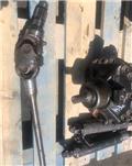 Hürlimann spare part - transmission - drive axle، علب تروس