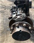 JCB 155, Transmission