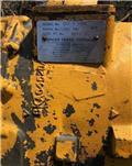 JCB 3 CX، 2008، مكونات أخرى