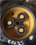 JCB CZĘŚCI, Chassis and suspension