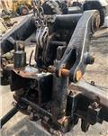 JCB spare part - body spare parts - quick coupler, Quick connectors