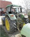 John Deere 6400, Chassis and suspension