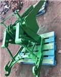 John Deere D، ماكينات زراعية أخرى
