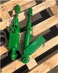 John Deere LI, Chassis and suspension