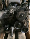 Kubota 1861 Blok Wał, Motori