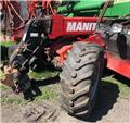Manitou Teleskop, Other components