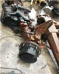 Massey Ferguson OSI, Chassis and suspension