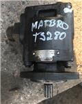 Matbro Parker, Engines