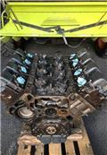 MB Trac OM 502LA, Двигуни