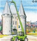 Merlo Panoramic Evolution p 27.9 EVX, Chassis and suspension