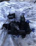 Dzielnik Strumienia / Ciśnienia, Hydraulics