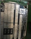 ZF Zwrotnica S-T3035، الشاسيه والتعليق