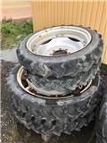 Alliance 230/95 R44 Sprøjtehjul til MF390 m/flere., Tires, wheels and rims