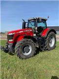 Massey Ferguson 8732, 2017, Tractors