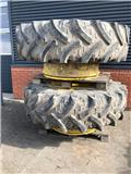 Other 20,8R38 m/snap-kobling, Dual wheels