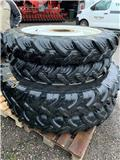 230/95R36 - 270/95R48, Tires, wheels and rims