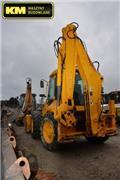 New Holland B 115 B, 2008, Ekskavaatorlaadurid