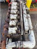 Steyr MAN 290 Km, Manual Pump، 1986، محركات