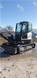 Bobcat E 85, 2015, Telehandlers for agriculture