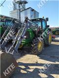 John Deere 6620, 2005, Traktorok