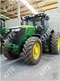 John Deere 7260 R, 2012, Traktoren