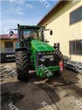 John Deere 8245 R, 2011, Tractores