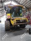 New Holland CX 840, 2003, Cosechadoras combinadas