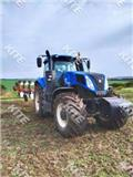 New Holland T 8.320, 2017, Tractores