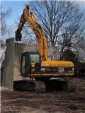 JCB JS 220, 2003, Escavadoras de rastos