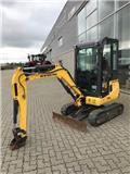 New Holland E 18, 2014, Minigravemaskiner