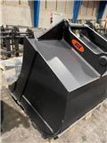 JST 150cm S70 GS9, 2020, Buckets