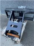 Rototilt SE S70 pallegafler、旋轉混合器
