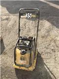 Wacker WP1550A, 2007, Twin drum rollers