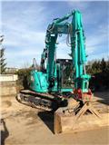 Kobelco SK 140, 2015, Excavadoras de cadenas